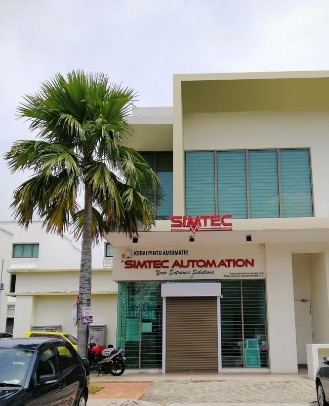 Simtec Office in Malaysia